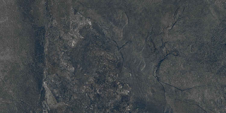 Płytka podłogowa Tubądzin Grand Cave graphite STR 119,8x59,8 cm