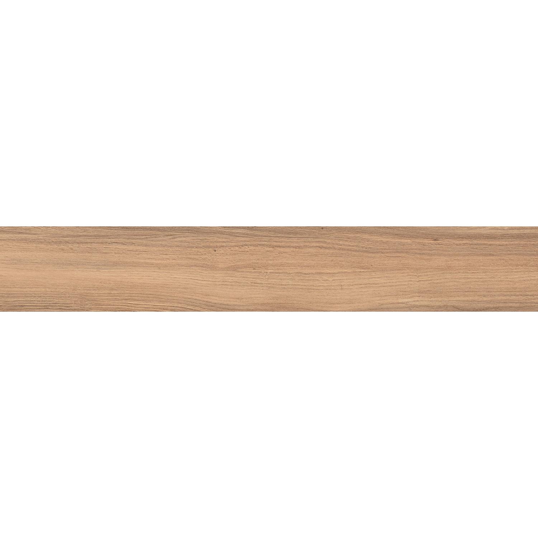 Płytka podłogowa deskopodobna Tubądzin Mountain Ash almond STR 119,8x19 cm