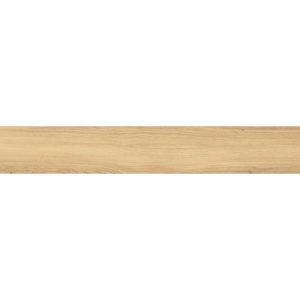 Płytka podłogowa deskopodobna Tubądzin Mountain Ash gold STR 119,8x19 cm