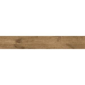 Płytka podłogowa deskopodobna Tubądzin Wood Shed natural STR 149,8x23 cm
