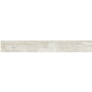 Płytka podłogowa deskopodobna Tubądzin Wood Work white STR 179,8x23 cm