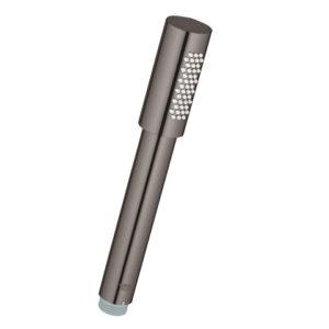 Jednostrumieniowy prysznic ręczny Grohe Sena Stick hard graphite 26465A00 .