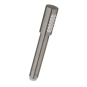 Jednostrumieniowy prysznic ręczny Grohe Sena Stick brushed hard graphite 26465AL0