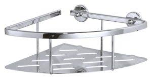 Koszyk łazienkowy Tesa Aluxx 92x250x125 bez wiercenia 40203