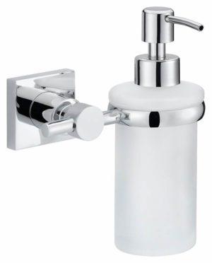 Dozownik mydła Tesa Hukk 170x127x110 bez wiercenia 40255