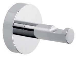Haczyk na szlafrok Tesa Smooz 49x49x60 mm chromowany metal 40319