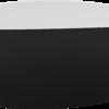 Zdjęcie Wanna wolnostojąca Marmite Rita XL bicolor 170×77 cm czarno-biała 622500171000