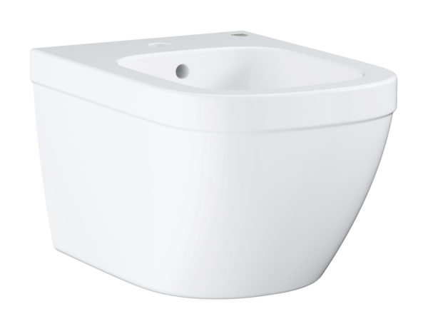 Zdjęcie GROHE Euro Ceramic – bidet wiszący biała 39208000 .