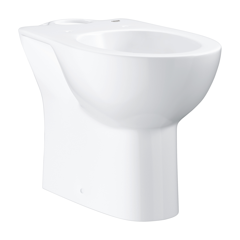 GROHE Bau Ceramic - kompaktowa miska WC, stojąca 39428000