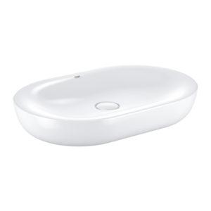 Umywalka nablatowa Grohe Essence 60 cm biel alpejska 3960800H .