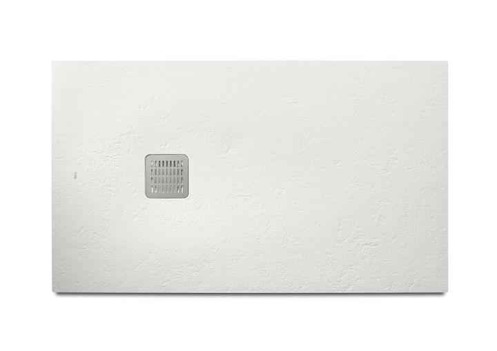 Brodzik prostokątny Roca Terran 1000x800 mm Syfon w kpl. Biały AP013E832001100 ^