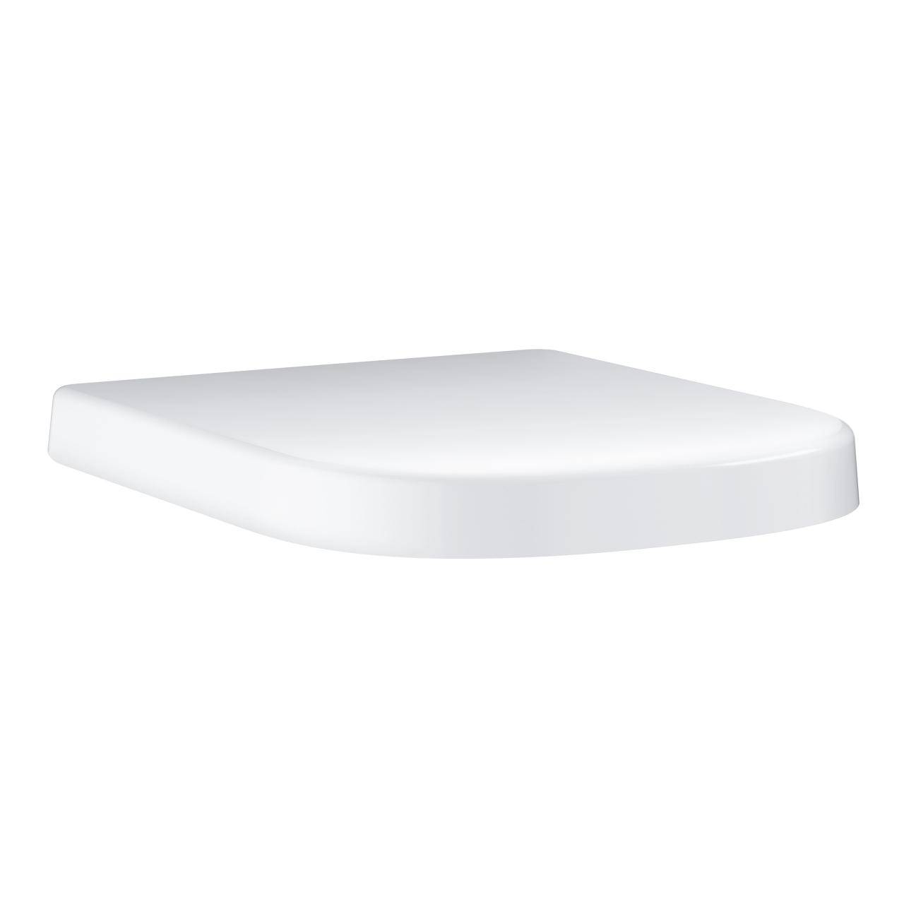 Deska Wc Grohe Euro Ceramic wolnoopadająca biel alpejska 39330001 .