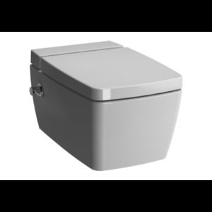 Miska WC wisząca Metropole 56x36 cm VitraFlush z funkcją bidetu 7672B003-1087