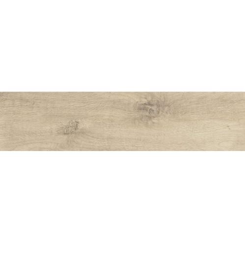 Płytka podłogowa deskopodobna Ceramika Limone Bosque White 15,5x62 cm