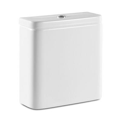 Zbiornik WC 2/4L, 3/4,5L Roca Gap 36,5x15x40,5 cm do kompaktu WC Rimless  A341730000