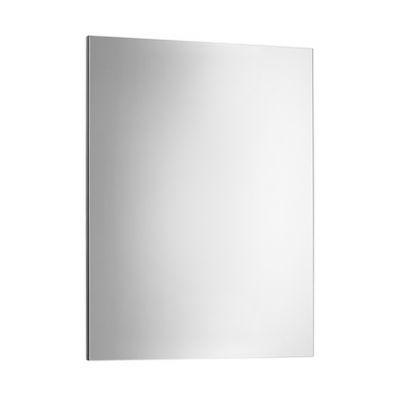 Lustro Roca Debba 50x70cm wykończenie kolor aluminium, A812345406