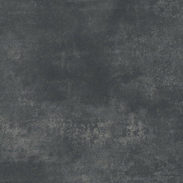 Płytka podłogowa Ceramica Limone Ammonite Nero 120x120 cm