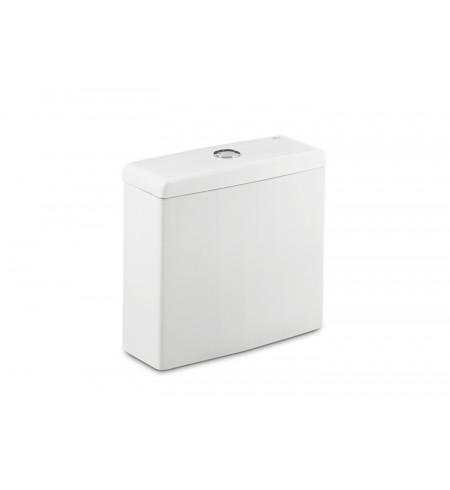 Zbiornik WC Roca Meridian 37x14 cm 3/4,5L do kompaktu WC A341240000