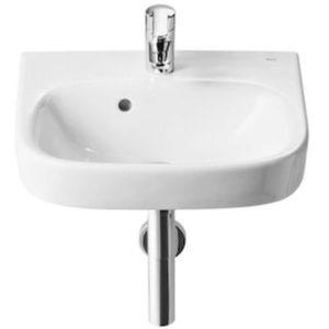 Umywalka ścienna Compacto Roca Debba 35x30 cm biała, A325999000 @