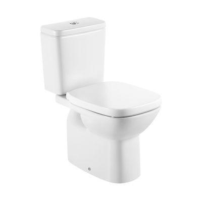 Miska WC o/pionowy do kompaktu WC Roca Debba 35,5x65,5 cm A342998000