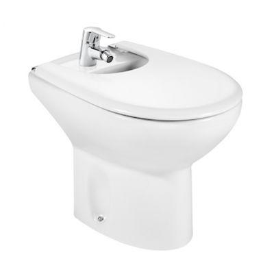 Bidet stojący Roca Victoria 35,5x53 cm biały, A355394003