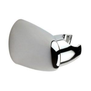 Ruchomy uchwyt ścienny do słuchawki prysznicowej Roca Wall A526703910
