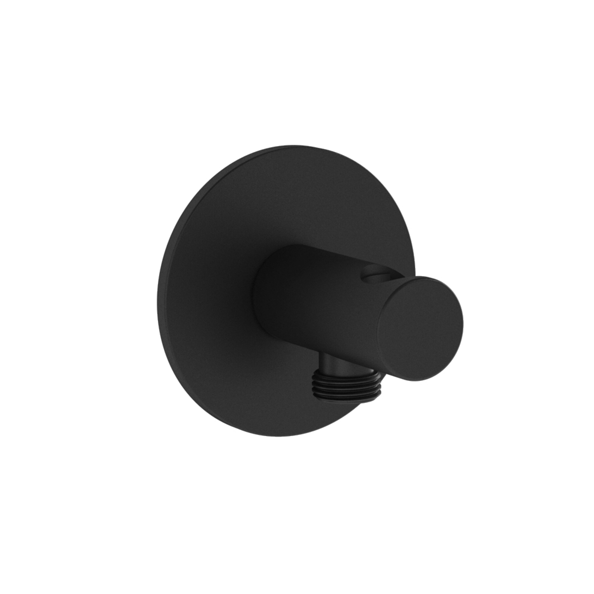 Przyłącze węża Vitra Origin czarny mat A4262536