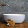 Zdjęcie Umywalka nablatowa Aquahome Aukena 42,5×42,5×14,5 cm
