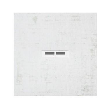 Brodzik kompozytowy STONEX® Roca Helios 90x90 cm Biały dekatyzowany AP2013843840180P