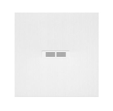 Brodzik kompozytowy STONEX® Roca Helios 90x90 cm Biały AP2013843840110P