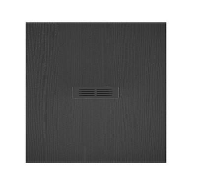 Brodzik kompozytowy STONEX® Roca Helios 90x90 cm Szary łupek AP2013843840120P