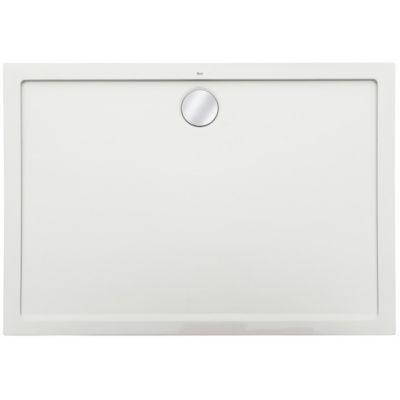 Brodzik kompozytowy STONEX® Roca Aeron 100x80 cm biały A276285100
