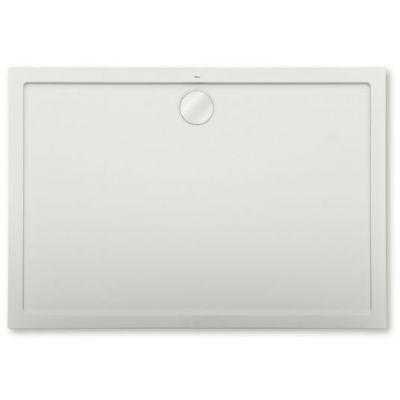 Brodzik kompozytowy STONEX® Roca Aeron 100x70 cm Szary cement A276288300