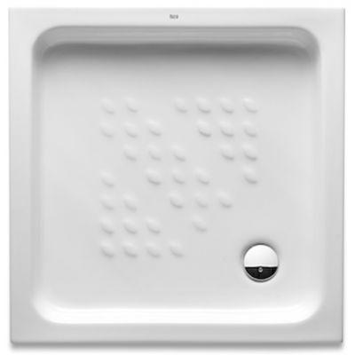 Brodzik ceramiczny Roca Italia 90x90 cm biały A3740HH000