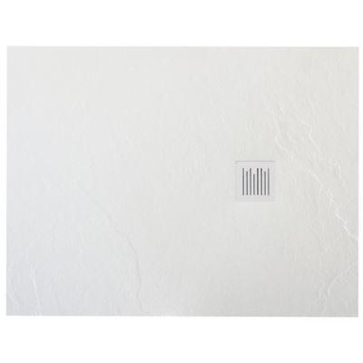 Brodzik kompozytowy STONEX® Roca Ignis 120x90 cm biała AP7014B038401100