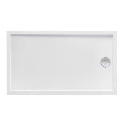 Brodzik akrylowy flat Roca Granada 120x80 cm biały A276262000