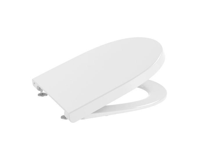 Deska WC Compacto wolnoopadająca SUPRALIT Roca Meridian biały A8012AC00B