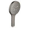 Zdjęcie Prysznic ręczny 3 strumienie Grohe Rainshower SmartActive 130 brushed hard graphite 26574AL0 .