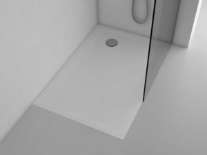 Brodzik prostokątny Marmite Pure kompakt 120x80 cm biały 0006 624879123003
