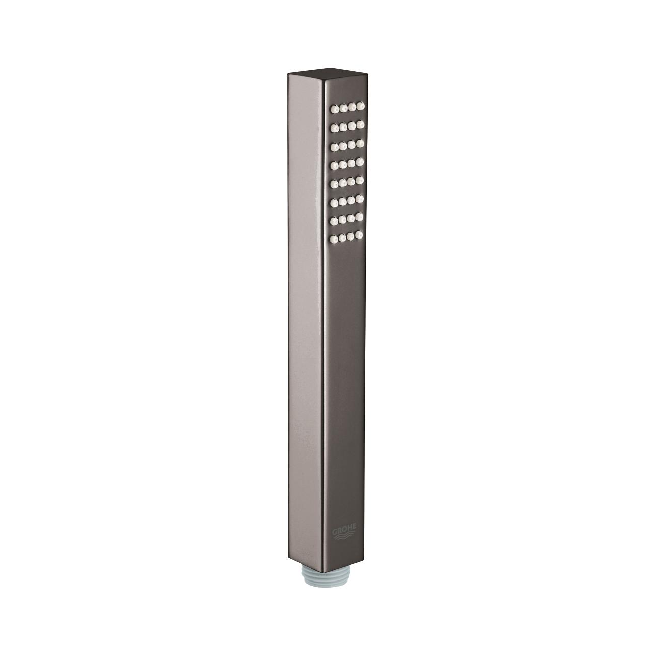 GROHE Euphoria Cube+ Stick - jednostrumieniowy prysznic ręczny hard graphite 27888A00