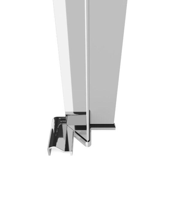 Zdjęcie Deante Kerria Plus Profil do drzwi wnękowych systemu Kerria Plus KTS_000X