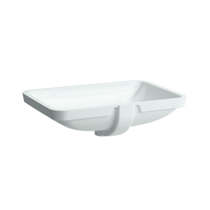Umywalka podblatowa Laufen Pro S 55x37 cm biały H8119680001091