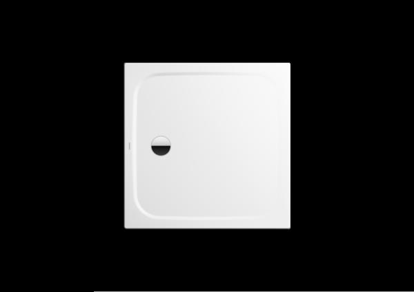 Zdjęcie Brodzik kwadratowy Kaldewei Cayonoplan 2258-1 1000x1000x185mm Biały 361800010001