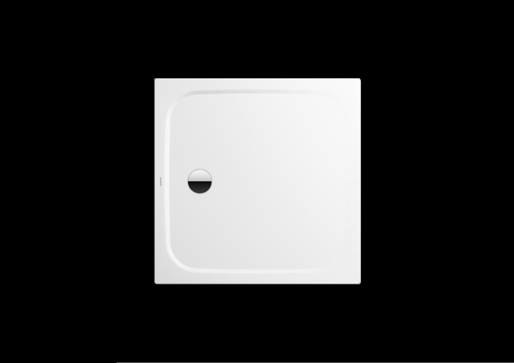 Brodzik kwadratowy Kaldewei Cayonoplan 2258-1 1000x1000x185mm Biały 361800010001
