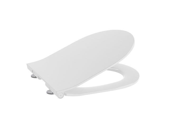 Deska WC wolnoopadająca Slim Compacto Roca Meridian A8012B2002