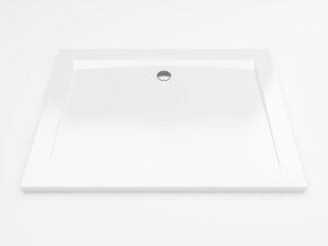 Brodzik prostokątny Excellent Forma 90x120 cm niski Biały BREX.FOR12WHN