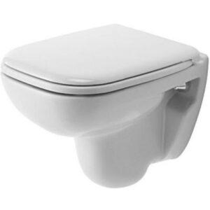 Miska WC wisząca Duravit D-Code Compact 48x35 cm biały 22110900002