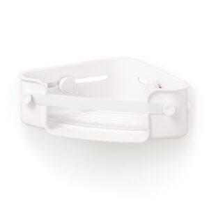 Organizer narożny biały Umbra Flex Gel-Lock 1004435-660