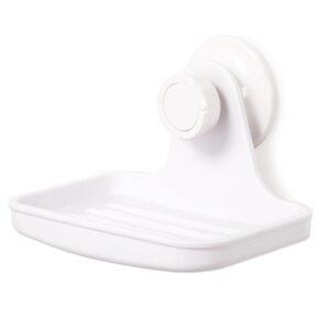 Mydelniczka ścienna biała Umbra Flex Gel-Lock 1004433-660