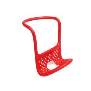 Organizer na gąbkę/szczotkę czerwony Umbra Caddy 1004294-505